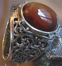 сонник старинный перстень